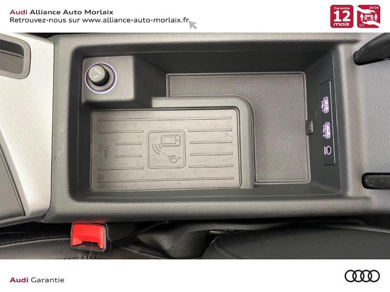 Audi A4 Allroad 2.0 TDI 163ch Design Luxe quattro S tronic 7 Noir occasion à Saint-Martin-des-Champs - photo n°20