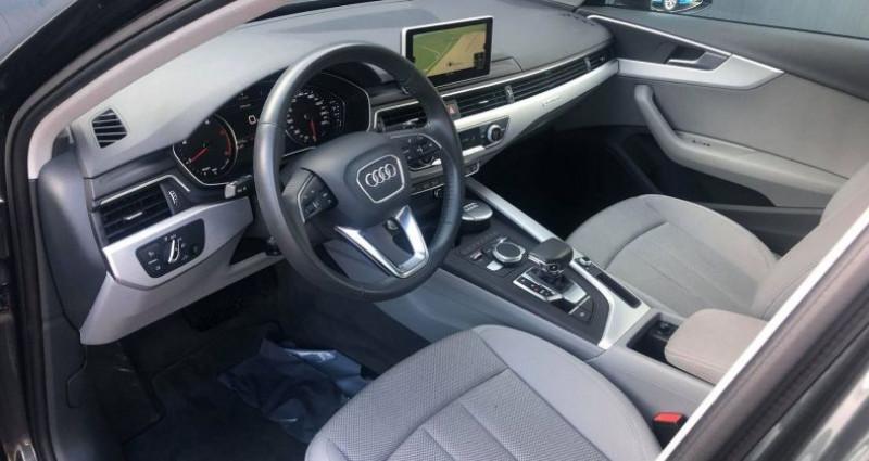 Audi A4 Allroad 2.0 TDI 163CH DESIGN QUATTRO S TRONIC 7  occasion à Villeneuve Loubet - photo n°6