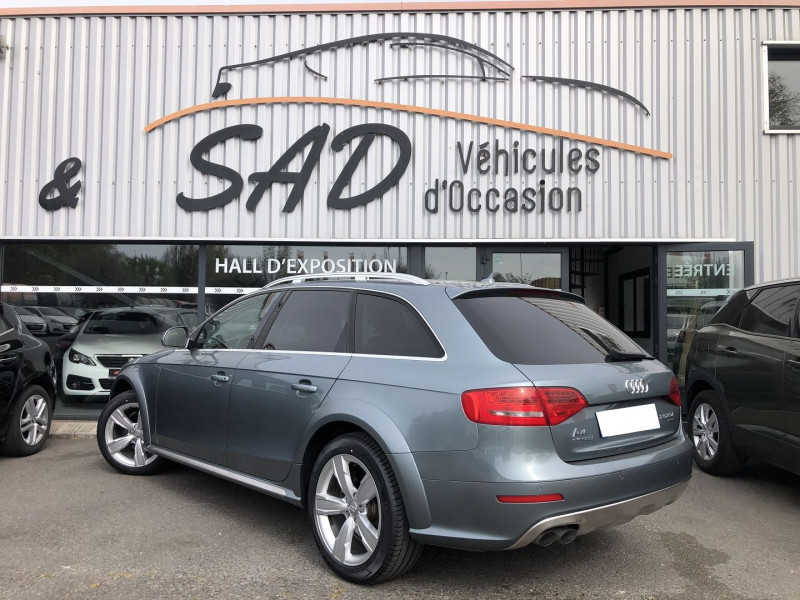 Audi A4 Allroad 2.0 TDI 170CH AMBITION LUXE QUATTRO Gris occasion à TOULOUSE - photo n°2