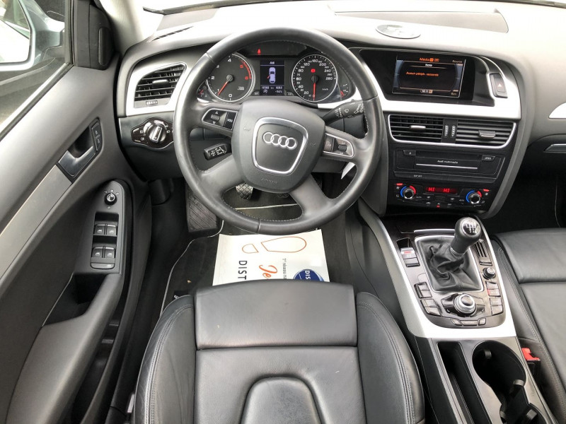 Audi A4 Allroad 2.0 TDI 170CH AMBITION LUXE QUATTRO Gris occasion à TOULOUSE - photo n°5