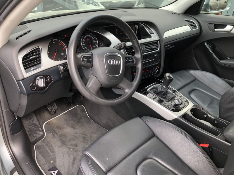 Audi A4 Allroad 2.0 TDI 170CH AMBITION LUXE QUATTRO Gris occasion à TOULOUSE - photo n°3