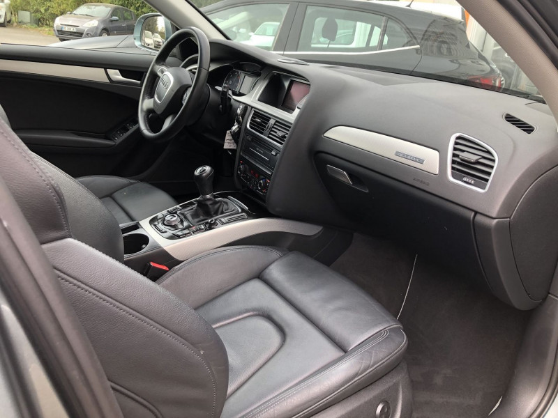 Audi A4 Allroad 2.0 TDI 170CH AMBITION LUXE QUATTRO Gris occasion à TOULOUSE - photo n°6