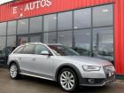 Audi A4 Allroad 2.0 TDI 190ch clean diesel Ambition Luxe quattro S tronic 7  Gris à Barberey-Saint-Sulpice 10