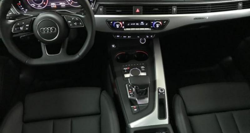 Audi A4 Allroad 2.0 TDI 190ch Design Luxe quattro S tronic 7 Noir occasion à Chambourcy - photo n°6