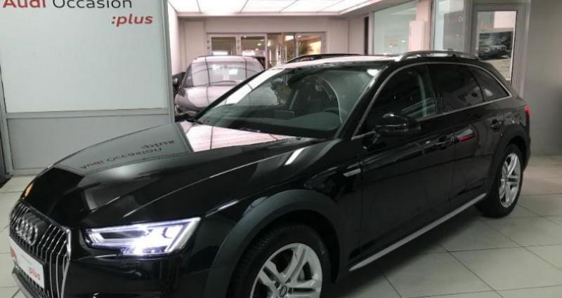 Audi A4 Allroad 2.0 TDI 190ch Design Luxe quattro S tronic 7 Noir occasion à Chambourcy