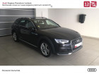 Audi A4 Allroad 2.0 TDI 190ch Design Luxe quattro S tronic 7 Noir à Lanester 56