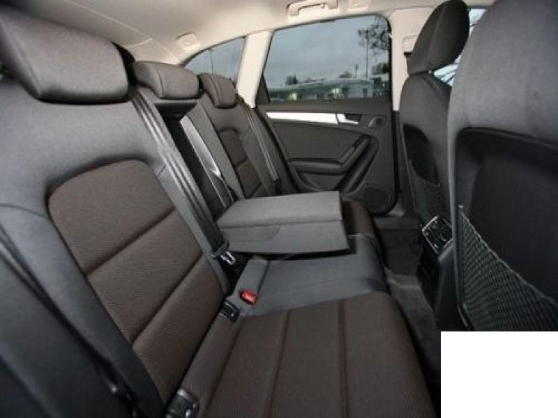Audi A4 Allroad 2.0 TDI Quattro 143 Noir occasion à Beaupuy - photo n°5