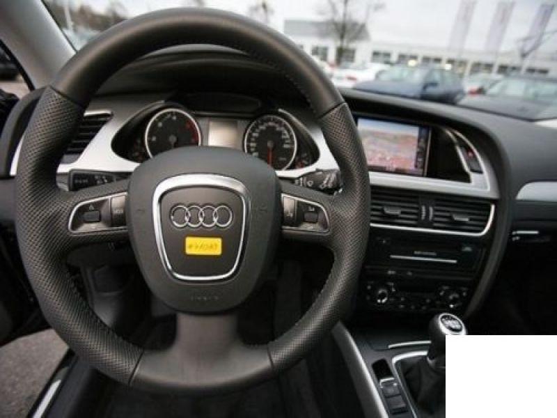 Audi A4 Allroad 2.0 TDI Quattro 143 Noir occasion à Beaupuy - photo n°6