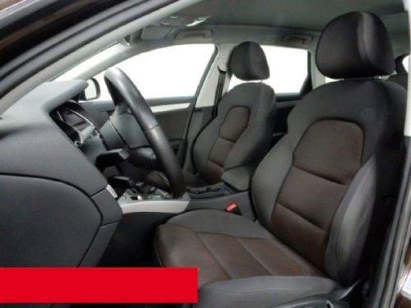 Audi A4 Allroad 2.0 TDI Quattro 177 Marron occasion à BEAUPUY - photo n°4