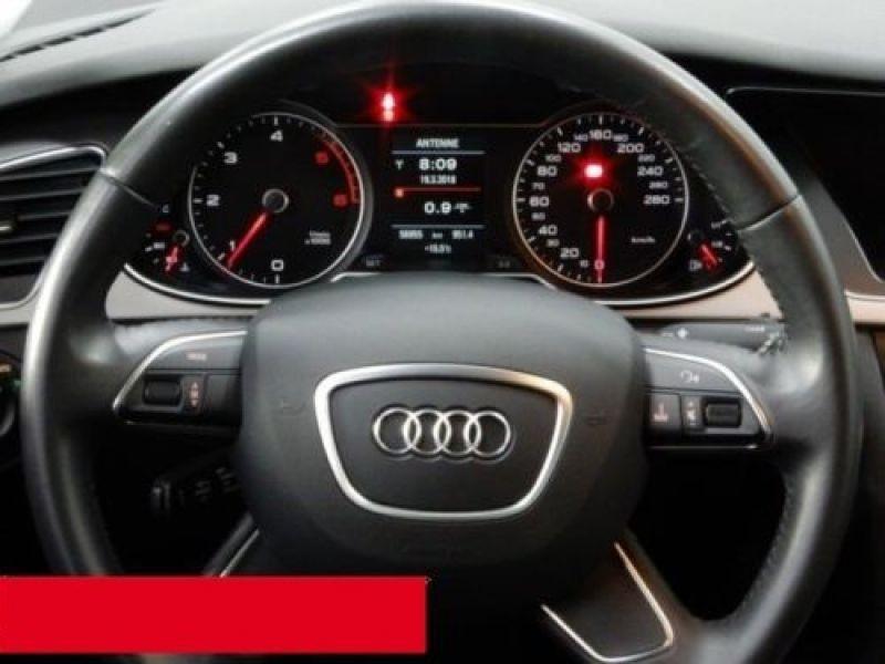 Audi A4 Allroad 2.0 TDI Quattro 177 Marron occasion à BEAUPUY - photo n°8