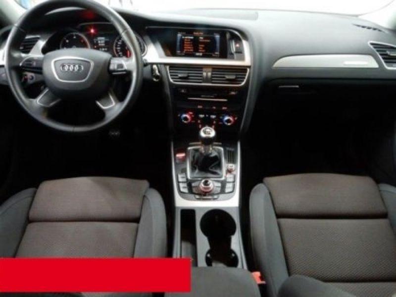 Audi A4 Allroad 2.0 TDI Quattro 177 Marron occasion à BEAUPUY - photo n°2