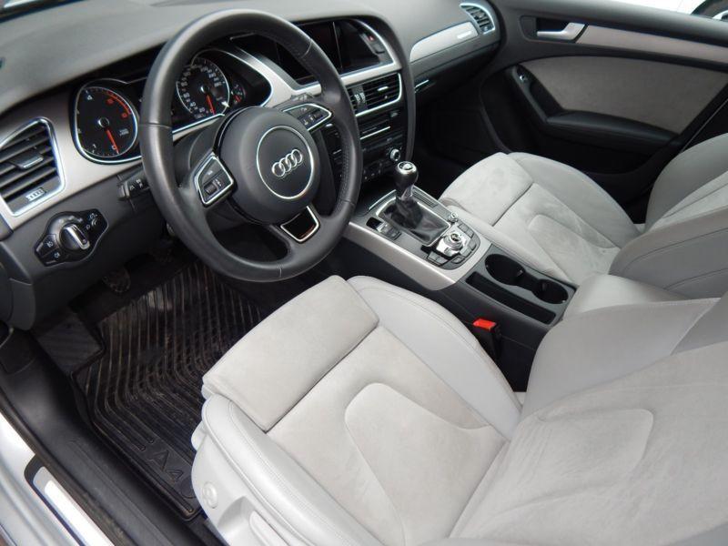 Audi A4 Allroad 2.0 TDI Quattro 177 Argent occasion à Beaupuy - photo n°4