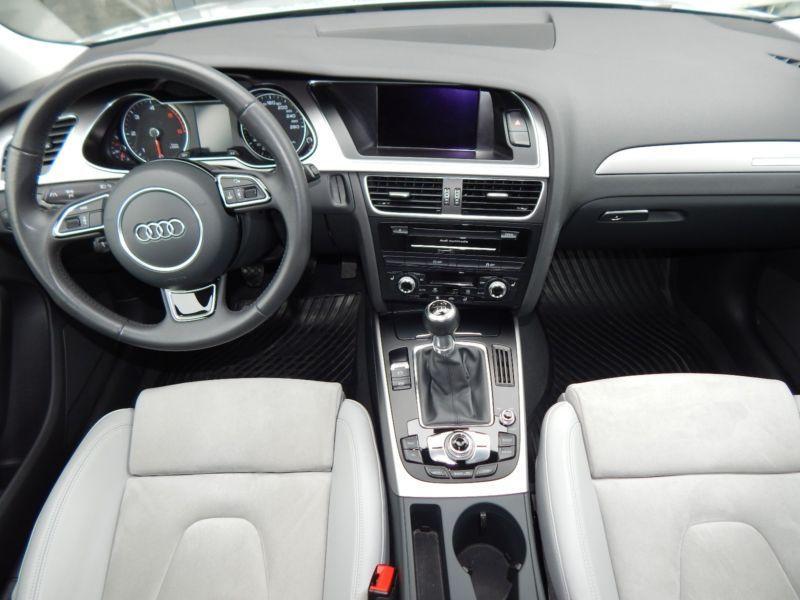 Audi A4 Allroad 2.0 TDI Quattro 177 Argent occasion à Beaupuy - photo n°2
