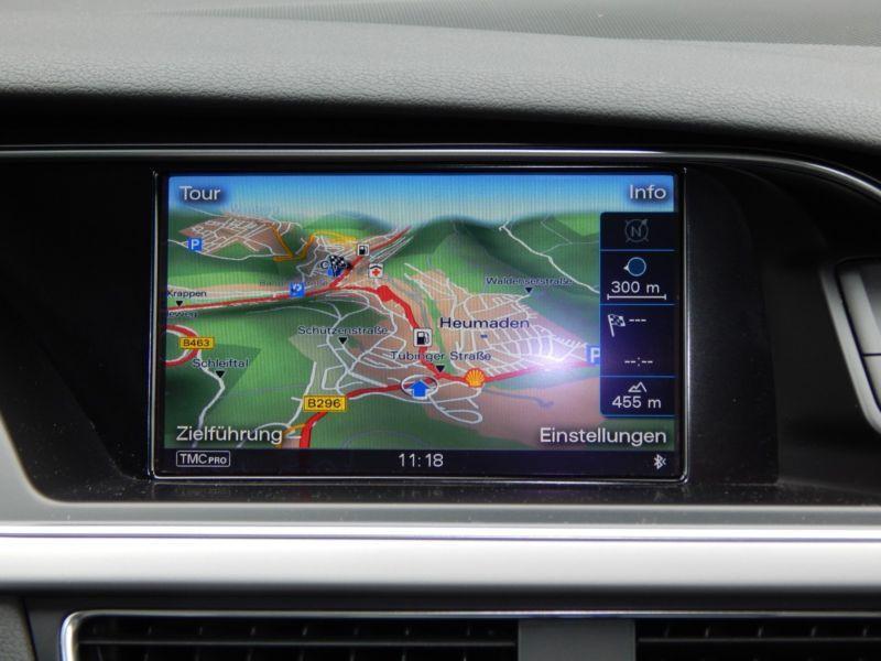 Audi A4 Allroad 2.0 TDI Quattro 177 Argent occasion à Beaupuy - photo n°7