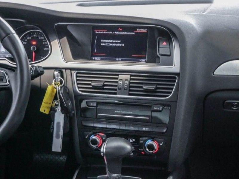 Audi A4 Allroad 2.0 TDI Quattro 177 Noir occasion à Beaupuy - photo n°8