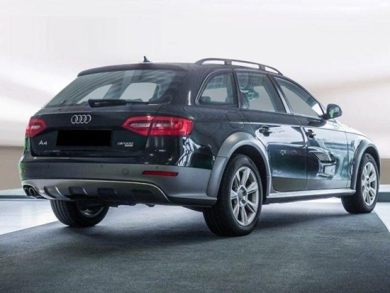 Audi A4 Allroad 2.0 TDI Quattro 177 Noir occasion à Beaupuy - photo n°3