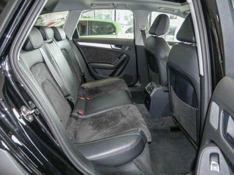 Audi A4 Allroad 2.0 TDI Quattro 177 Noir occasion à Beaupuy - photo n°5