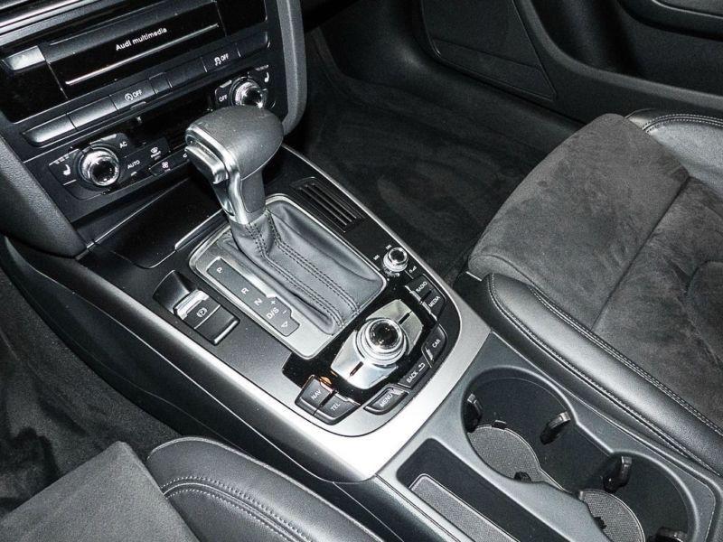 Audi A4 Allroad 2.0 TDI Quattro 177 Noir occasion à Beaupuy - photo n°7
