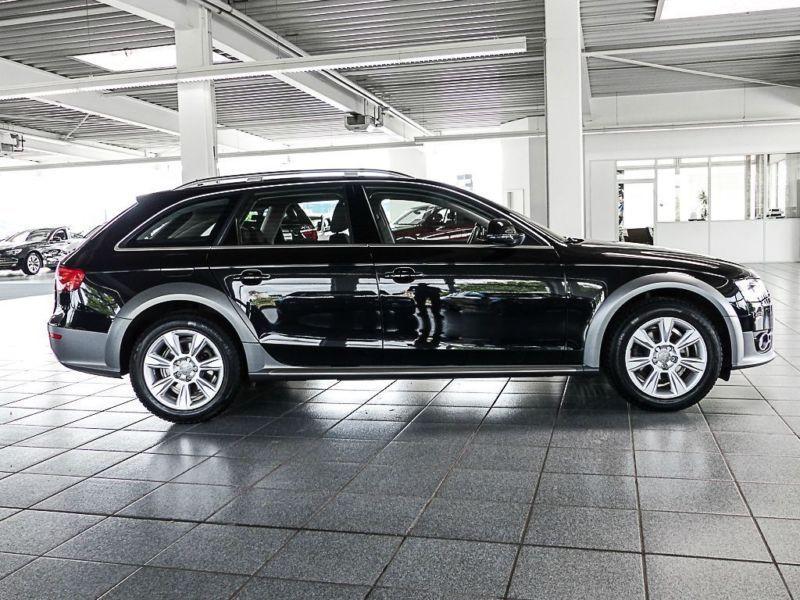 Audi A4 Allroad 2.0 TDI Quattro 177 Noir occasion à Beaupuy - photo n°9