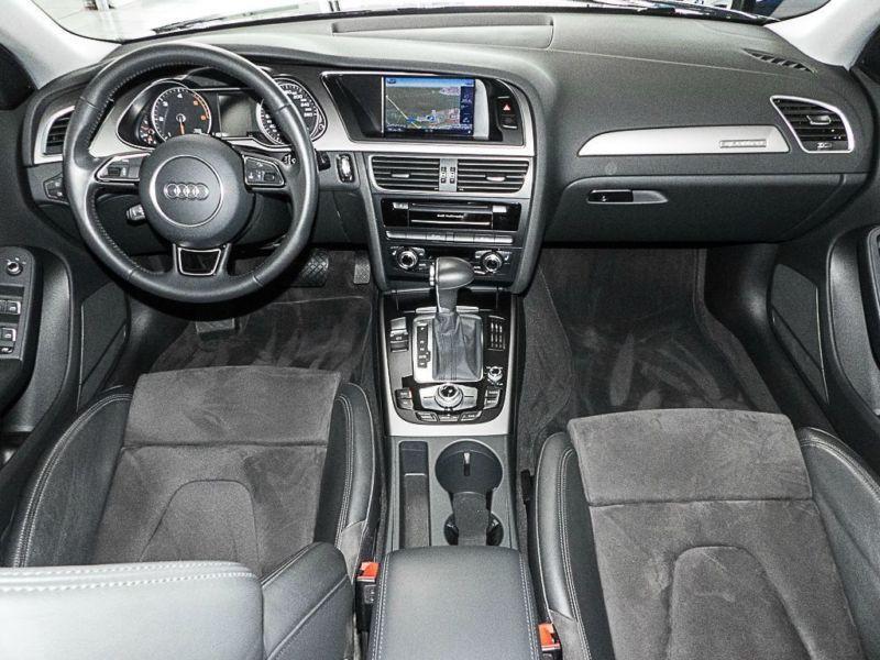 Audi A4 Allroad 2.0 TDI Quattro 177 Noir occasion à Beaupuy - photo n°2