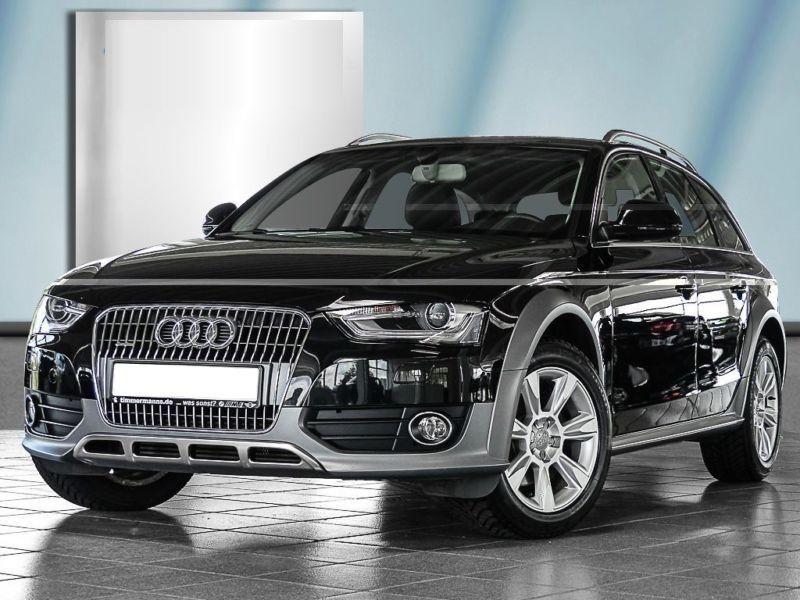 Audi A4 Allroad 2.0 TDI Quattro 177 Noir occasion à Beaupuy