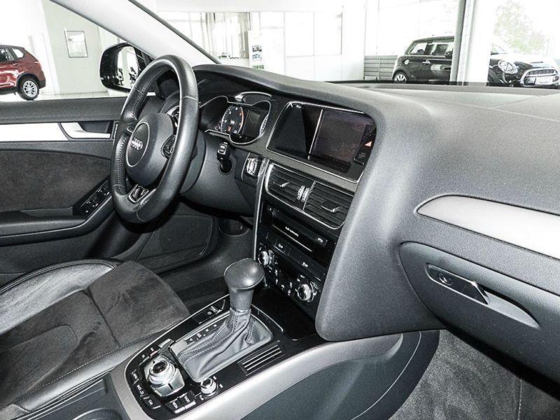 Audi A4 Allroad 2.0 TDI Quattro 177 Noir occasion à Beaupuy - photo n°4