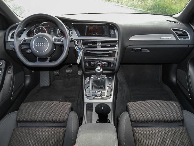 Audi A4 Allroad 2.0 TDI Quattro 190 Noir occasion à Beaupuy - photo n°2