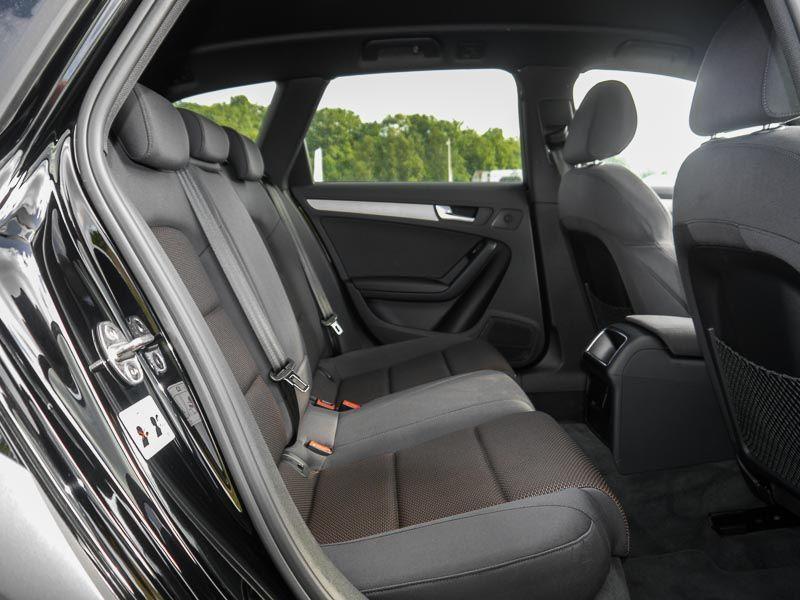 Audi A4 Allroad 2.0 TDI Quattro 190 Noir occasion à Beaupuy - photo n°5