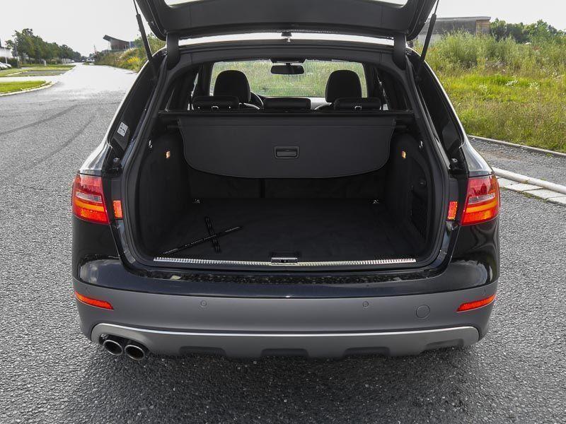 Audi A4 Allroad 2.0 TDI Quattro 190 Noir occasion à Beaupuy - photo n°8