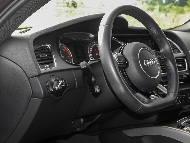 Audi A4 Allroad 2.0 TDI Quattro 190 Noir occasion à Beaupuy - photo n°7