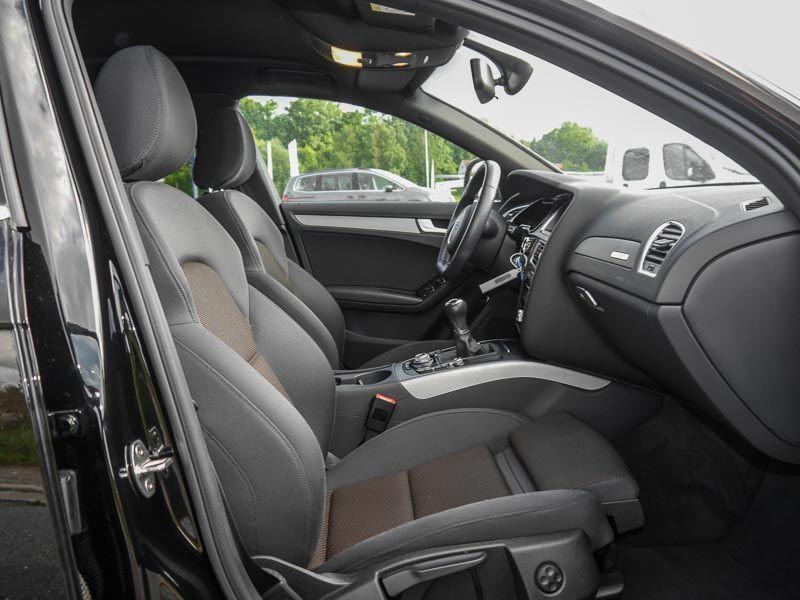 Audi A4 Allroad 2.0 TDI Quattro 190 Noir occasion à Beaupuy - photo n°4