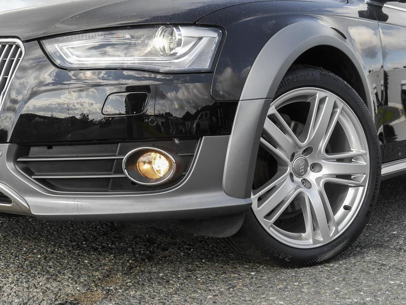Audi A4 Allroad 2.0 TDI Quattro 190 Noir occasion à Beaupuy - photo n°9