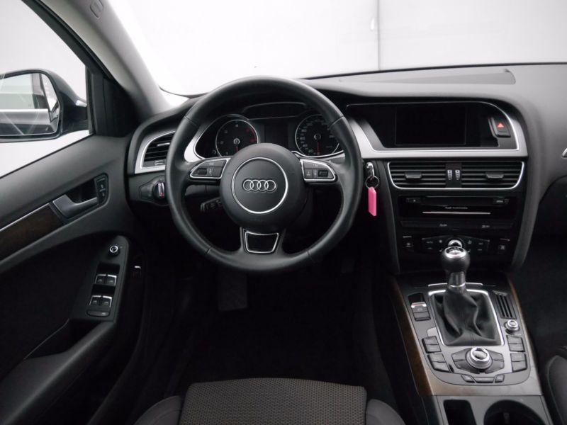 Audi A4 Allroad 2.0 TDI Quattro 190 Bleu occasion à Beaupuy - photo n°2