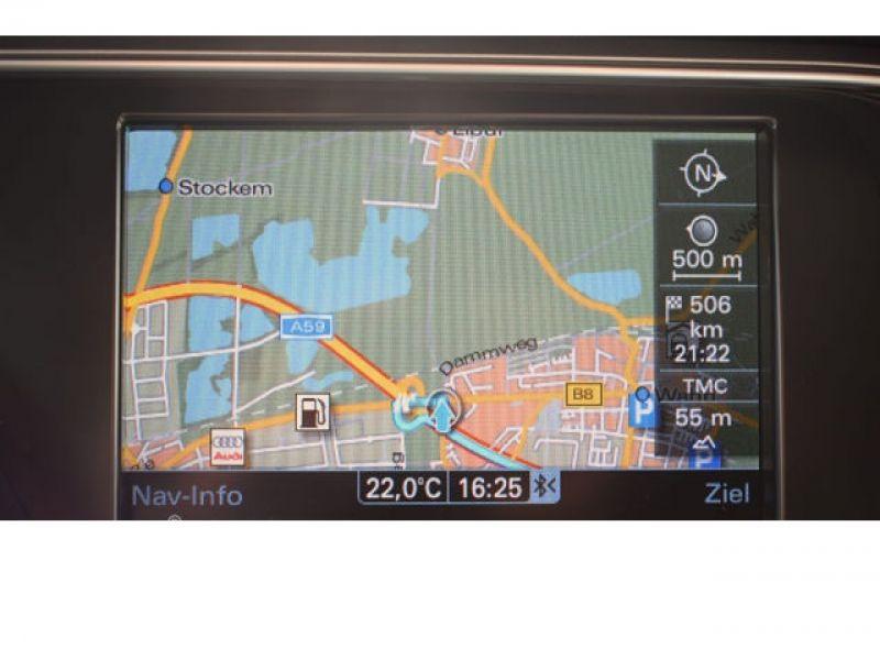 Audi A4 Allroad 2.0 TDI Quattro 190 Bleu occasion à Beaupuy - photo n°4