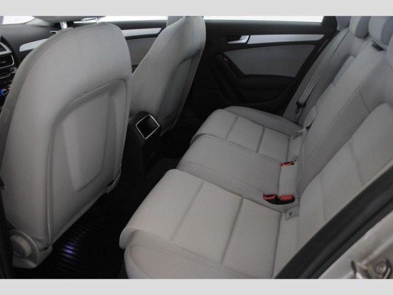 Audi A4 Allroad 2.0 TDI Quattro 190 Gris occasion à Beaupuy - photo n°7