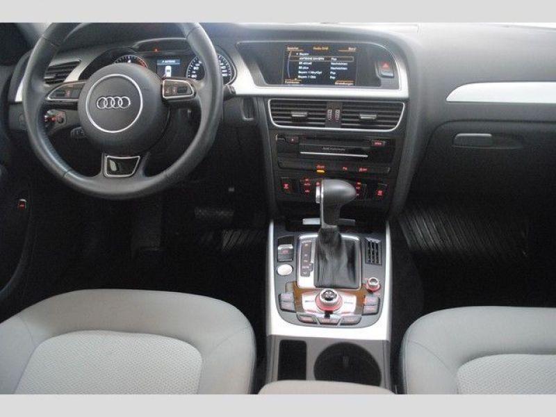 Audi A4 Allroad 2.0 TDI Quattro 190 Gris occasion à Beaupuy - photo n°2