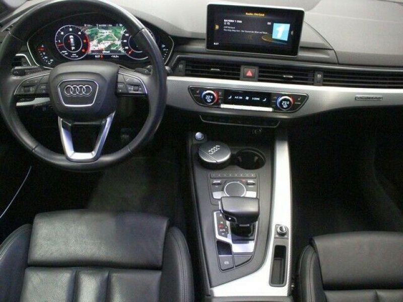 Audi A4 Allroad 3.0 TDI Quattro 272 Noir occasion à Beaupuy - photo n°2