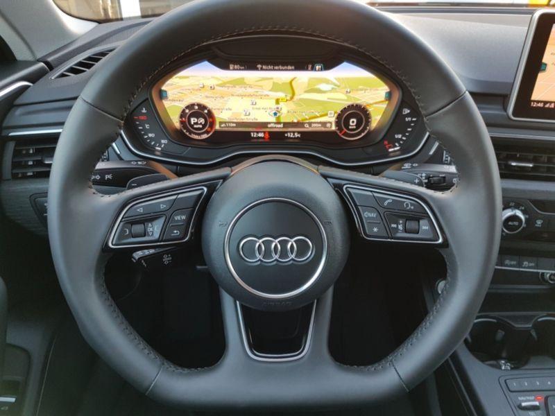 Audi A4 Allroad 3.0 TDI Quattro 272 Rouge occasion à Beaupuy - photo n°7