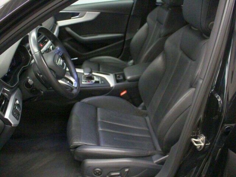 Audi A4 Allroad 3.0 TDI Quattro 272 Noir occasion à Beaupuy - photo n°4