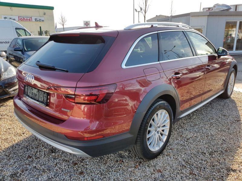 Audi A4 Allroad 3.0 TDI Quattro 272 Rouge occasion à Beaupuy - photo n°3