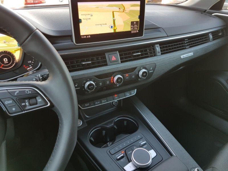 Audi A4 Allroad 3.0 TDI Quattro 272 Rouge occasion à Beaupuy - photo n°6