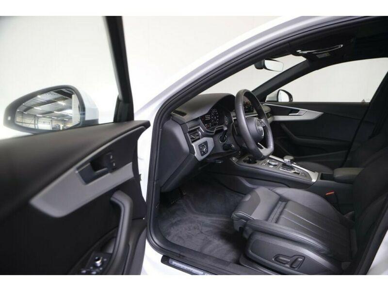 Audi A4 Allroad 3.0 TDI Quattro 272 Blanc occasion à Beaupuy - photo n°4