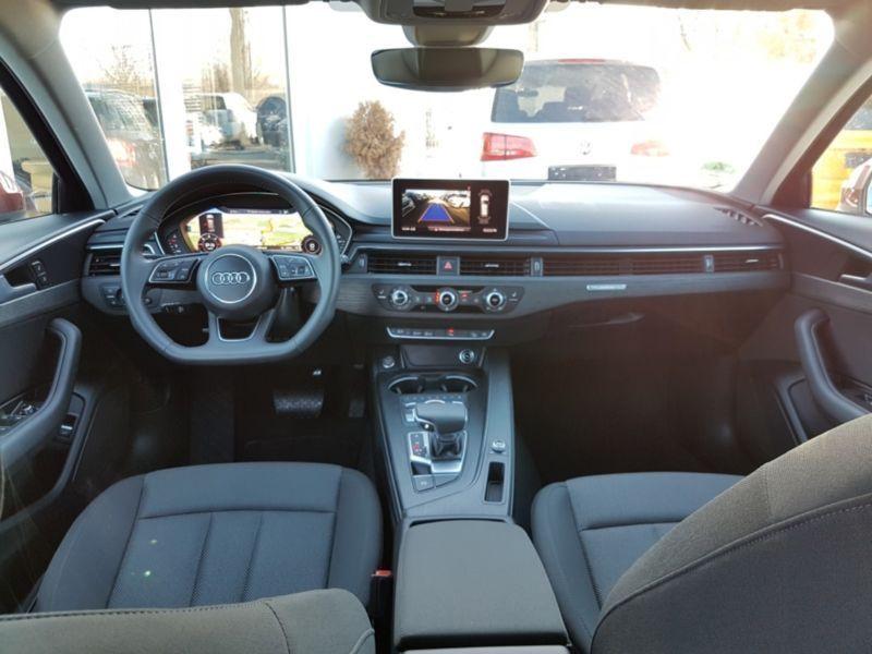 Audi A4 Allroad 3.0 TDI Quattro 272 Rouge occasion à Beaupuy - photo n°2