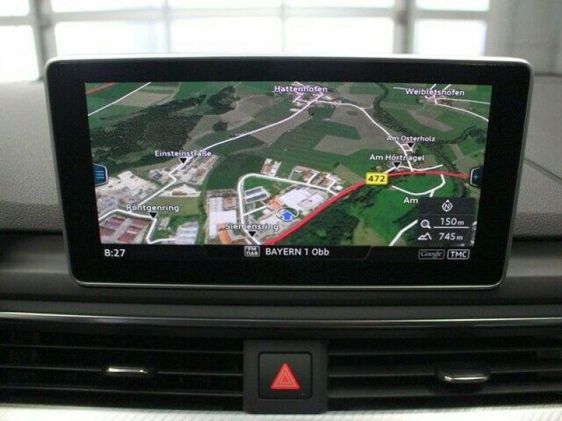 Audi A4 Allroad 3.0 TDI Quattro 272 Noir occasion à Beaupuy - photo n°7