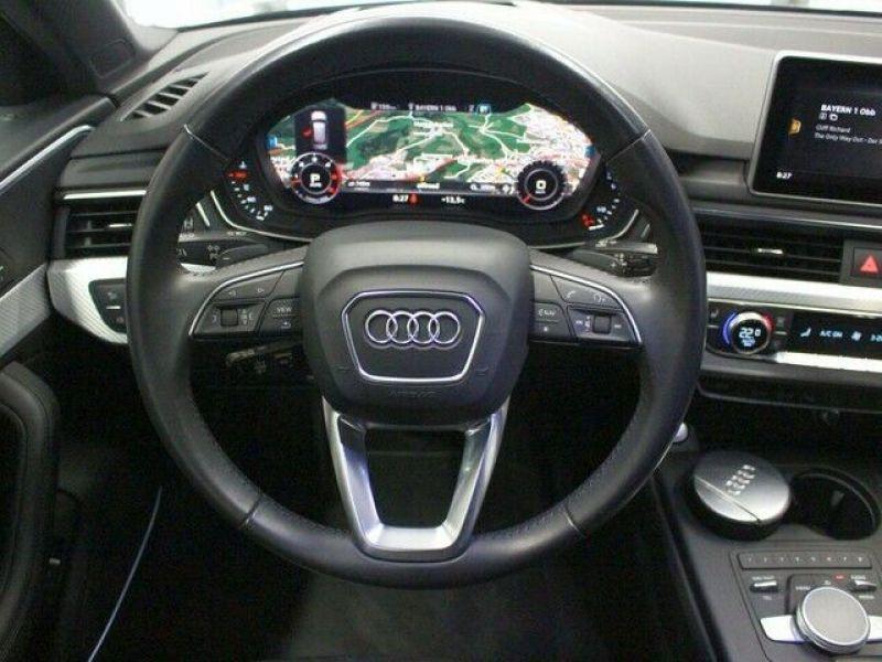 Audi A4 Allroad 3.0 TDI Quattro 272 Noir occasion à Beaupuy - photo n°6
