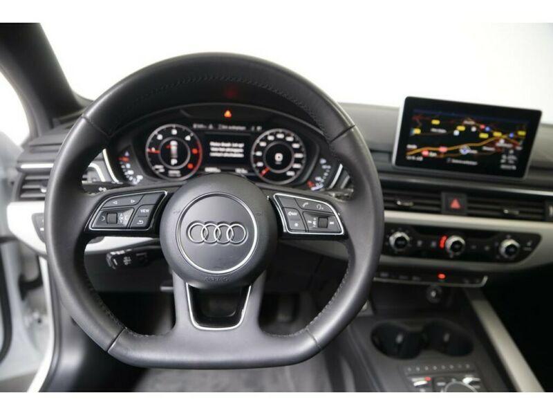 Audi A4 Allroad 3.0 TDI Quattro 272 Blanc occasion à Beaupuy - photo n°2