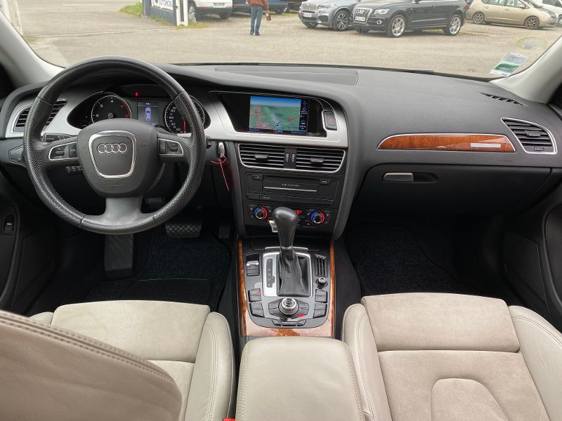 Audi A4 Allroad 3.0 V6 TDI 240ch Ambition Luxe quattro Gris occasion à Castelmaurou - photo n°6