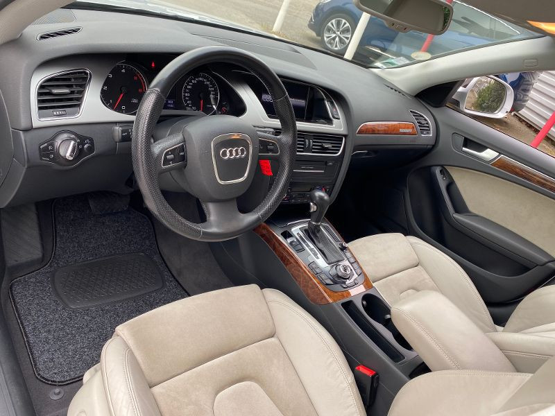 Audi A4 Allroad 3.0 V6 TDI 240ch Ambition Luxe quattro Gris occasion à Castelmaurou - photo n°3