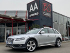 Audi A4 Allroad 3.0 V6 TDI 240ch Ambition Luxe quattro Gris à Castelmaurou 31