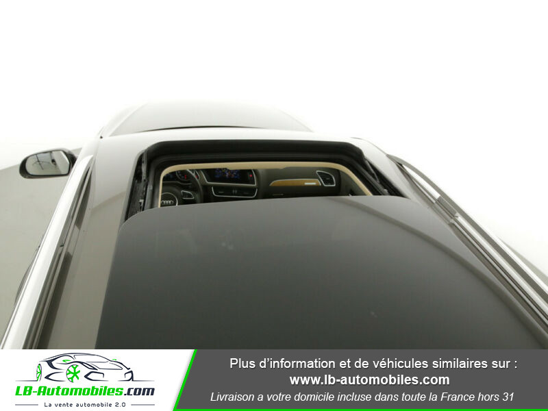 Audi A4 Allroad Quattro 2.0 TFSI 225 Gris occasion à Beaupuy - photo n°9